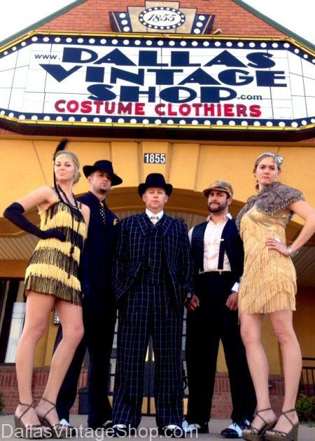 Vintage Clothing Dallas Areas largest & most comprehensive collection of Vintage Clothing & Accessories.