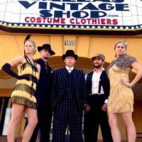 One Stop Costume Shop, that's Dallas Vintage Shop.