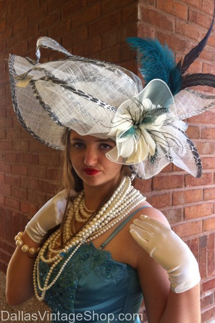Costume Accessories, Wig Accessories, Makeup Accessories, Theatrical Accessories, Fashion Accessories and Ladies Accessories are at Dallas Vintage Shop.