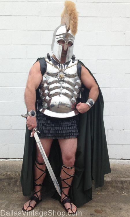 Ancient Period Costumes are availabel at Dallas Vintage Shop for Cavemen, Biblical Characters, Ancient Greek Nations, Roman Historical Costumes, Persian Costumes & Ancient Fantasy Costumes.