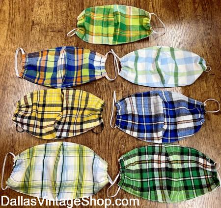 Cloth Masks, CDC Cloth Mask Recommendations, Coronavirus Face Masks are at Dallas Vintage Shop.