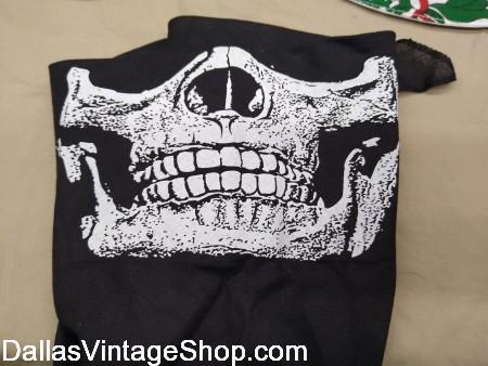 Designer Skull Mask