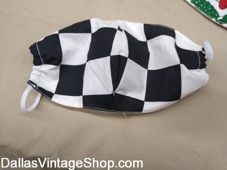 Designer Checkerboard Mask