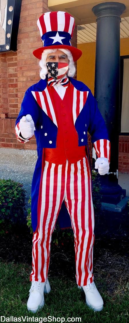 patriotic face mask, Shop Cloth Face Masks, Fabric Face Masks & Cloth Face Coverings are available at Dallas Vintage Shop.