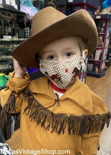 Dallas Cloth Face Masks: Plano Shop Creates & Produces Covid 19 Face Masks.