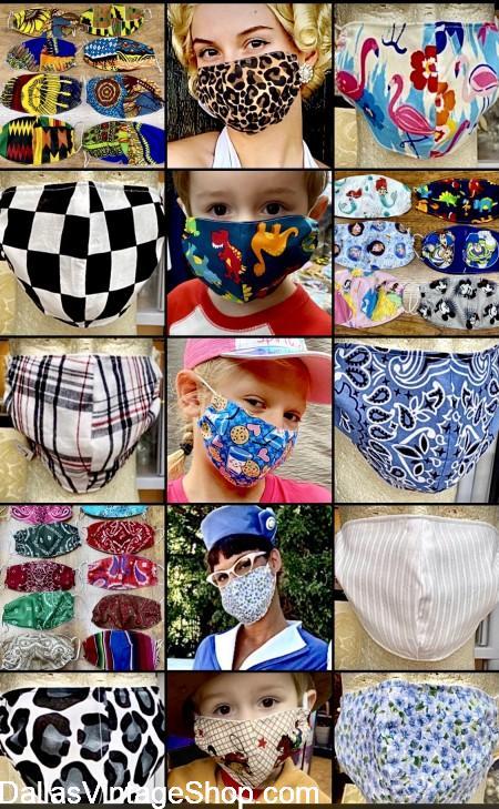 Huge Cloth Face Mask Sale Dallas Area