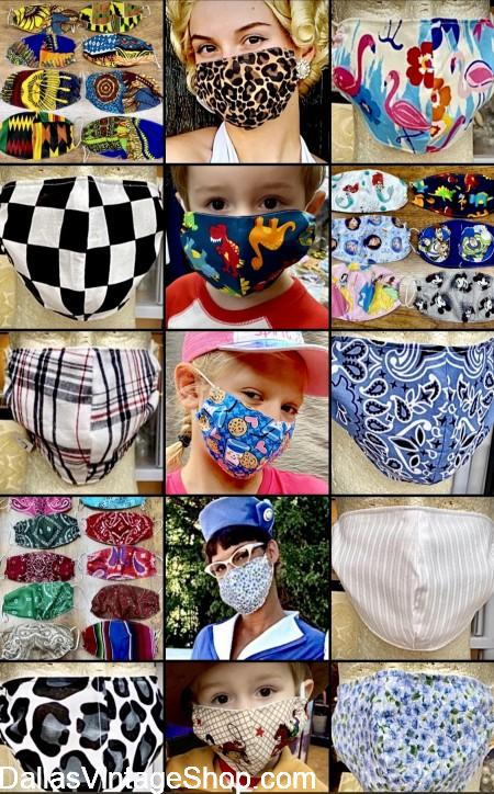 Huge Cloth Face Mask Sale Dallas Area