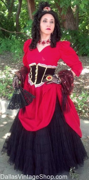 La Dama Spanish Victorian Lady