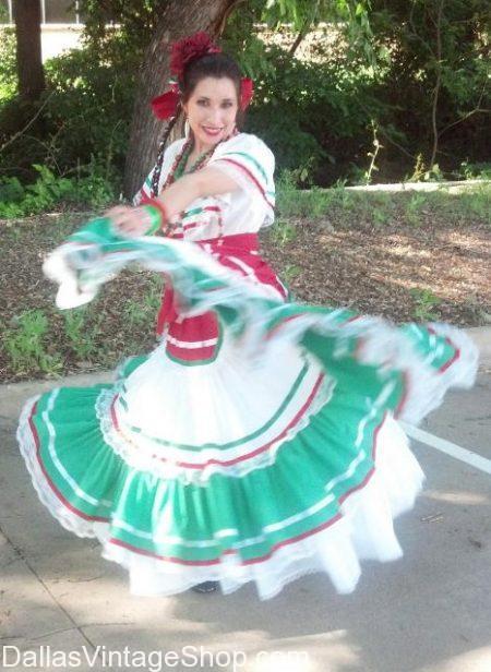 Cinco de Mayo festival costume dress
