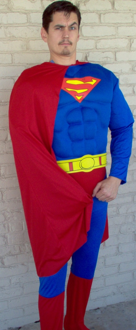 Superman costume, Superman costume, Superman Costume Dallas, Classic Superman Costume, Classic Superman Costume Dallas, Old style Superman Costume, Old Style Superman Costume Dallas,