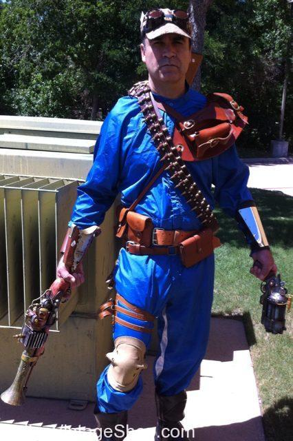 Lone Wanderer Fallout 3 Vault Dweller Cosplay Costume