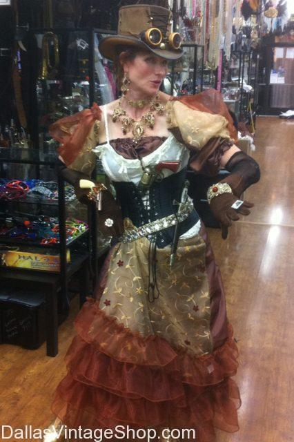 Ladies Steampunk Town Madam, Ladies Steampunk Town Madam Dallas, Ladies Steampunk Town Madam Costume, Ladies Steampunk Town Madam Costume Dallas, Scarborough Fair Steampunk Town Madam Costume, Steambunk Bar Maid Costume, Steampunk Saloon Girl Dresses, Steampunk Dallas, Ladies Steampunk Dallas