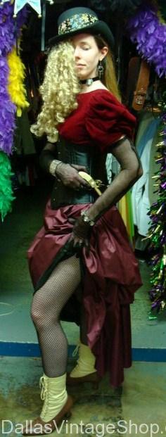 Steampunk Queen Costume