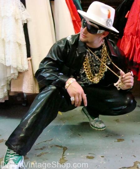 Gangster Rap Costume