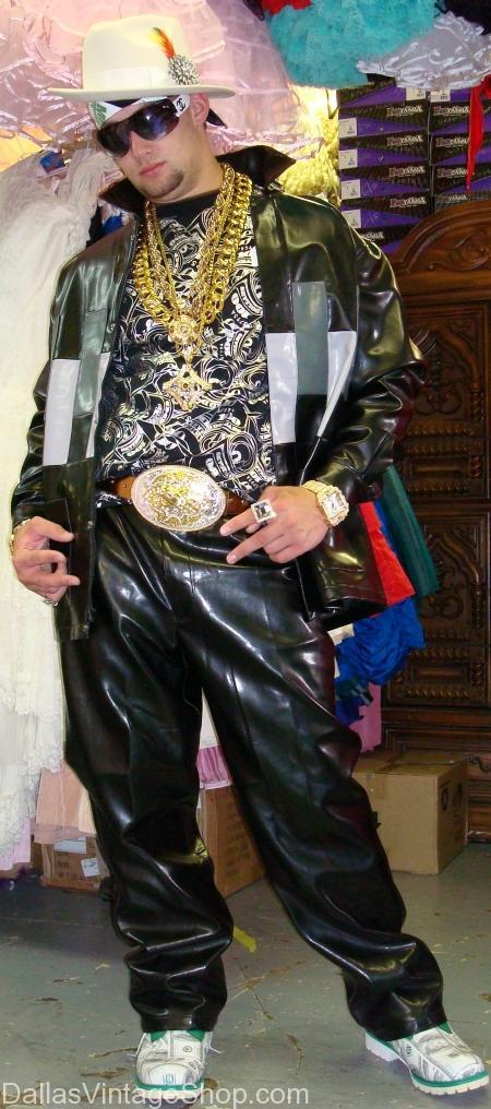 Paul Wall Hip Hop Costume