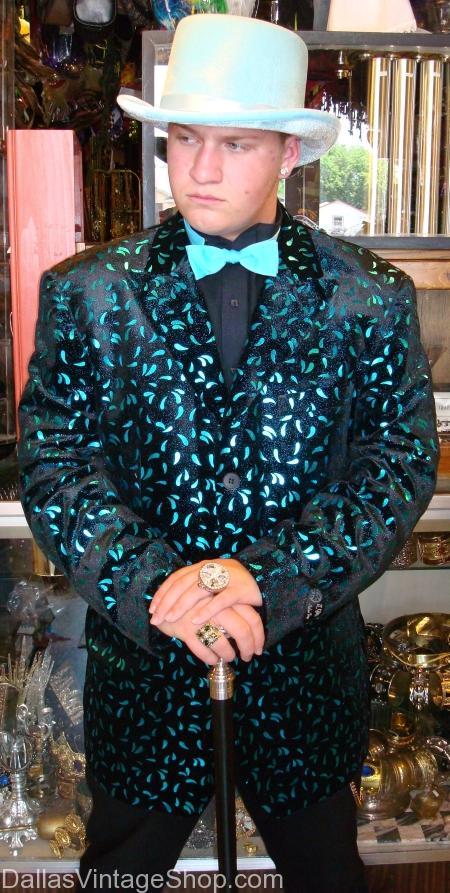 Showman's Fancy Coat, Top Hat and Cane, Shoman Clothing, Showman Clothing Dallas, Showmen Suit, Showmen Suit Dallas, Showmen Outfit, Showmen Outfit Dallas, Performer Outfit, Performer Outfit Dallas,  Performer Suits, Performer Suits Dallas, Entertainer Outfits, Entertainer Outfits Dallas,