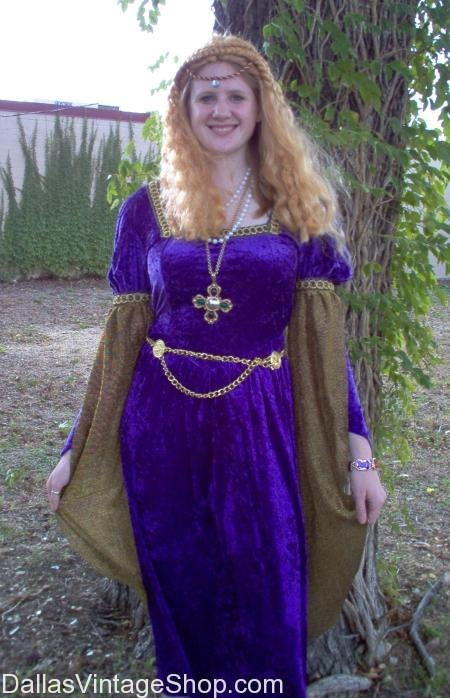Gwenevere Medieval Lady Costume
