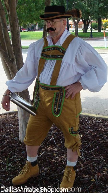 International Mens German Costume, Costumes for Theater, Funny Costumes, Cool Costumes, Vintage Costumes, German Clothing, Octoberfest Costumes, Ladies German CostumesOctoberfest Costume, Lederhosen Costume, Oktoberfest Costumes, Octoberfest Lederhosen Costumes
